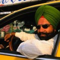 Sikh Taxi Driver