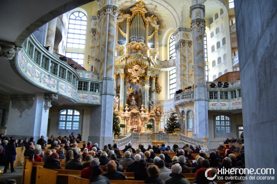 Frauenkirche - Interior